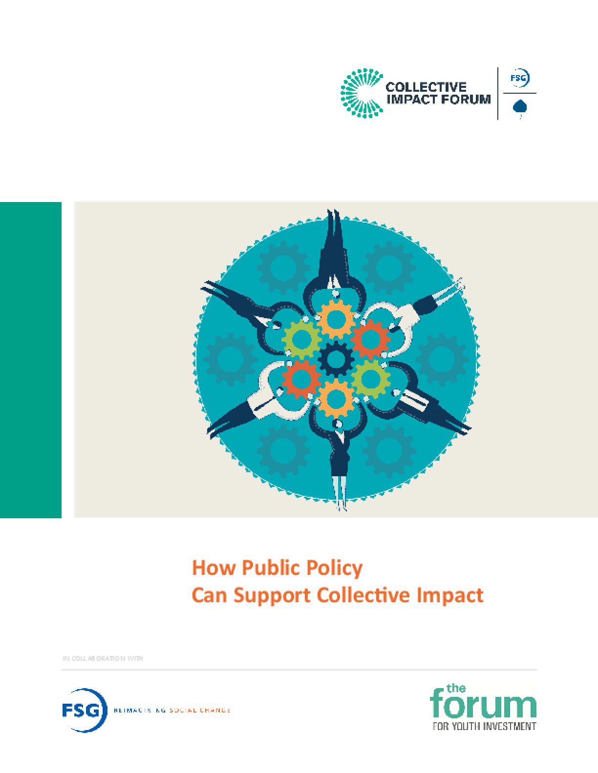 How Public Policy Can Support Collective Impact