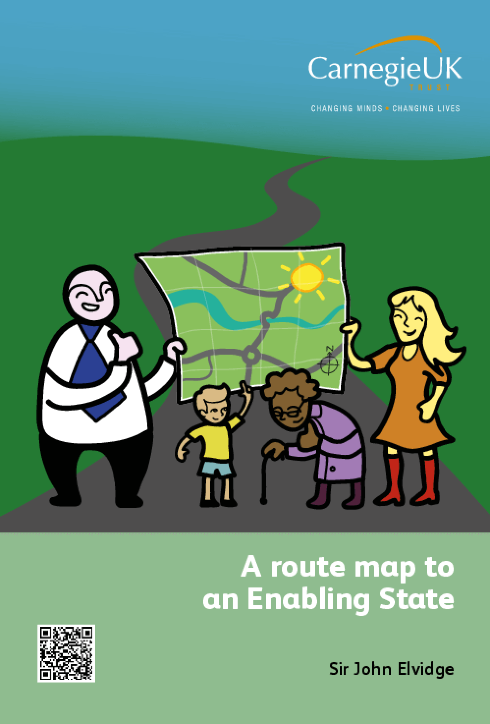 A Route Map to an Enabling State