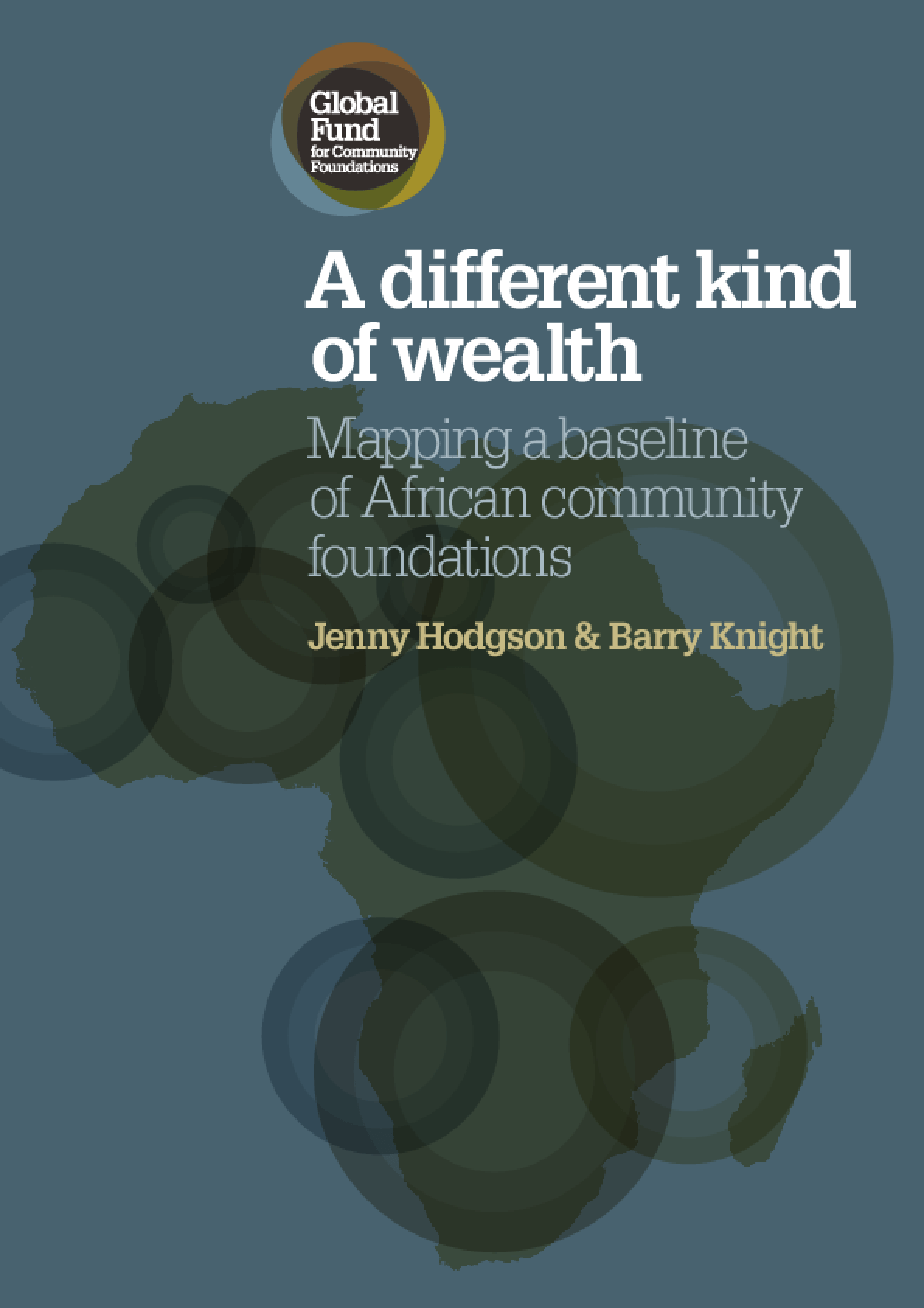 A Different Kind of Wealth: Mapping a Baseline of African Community Foundations