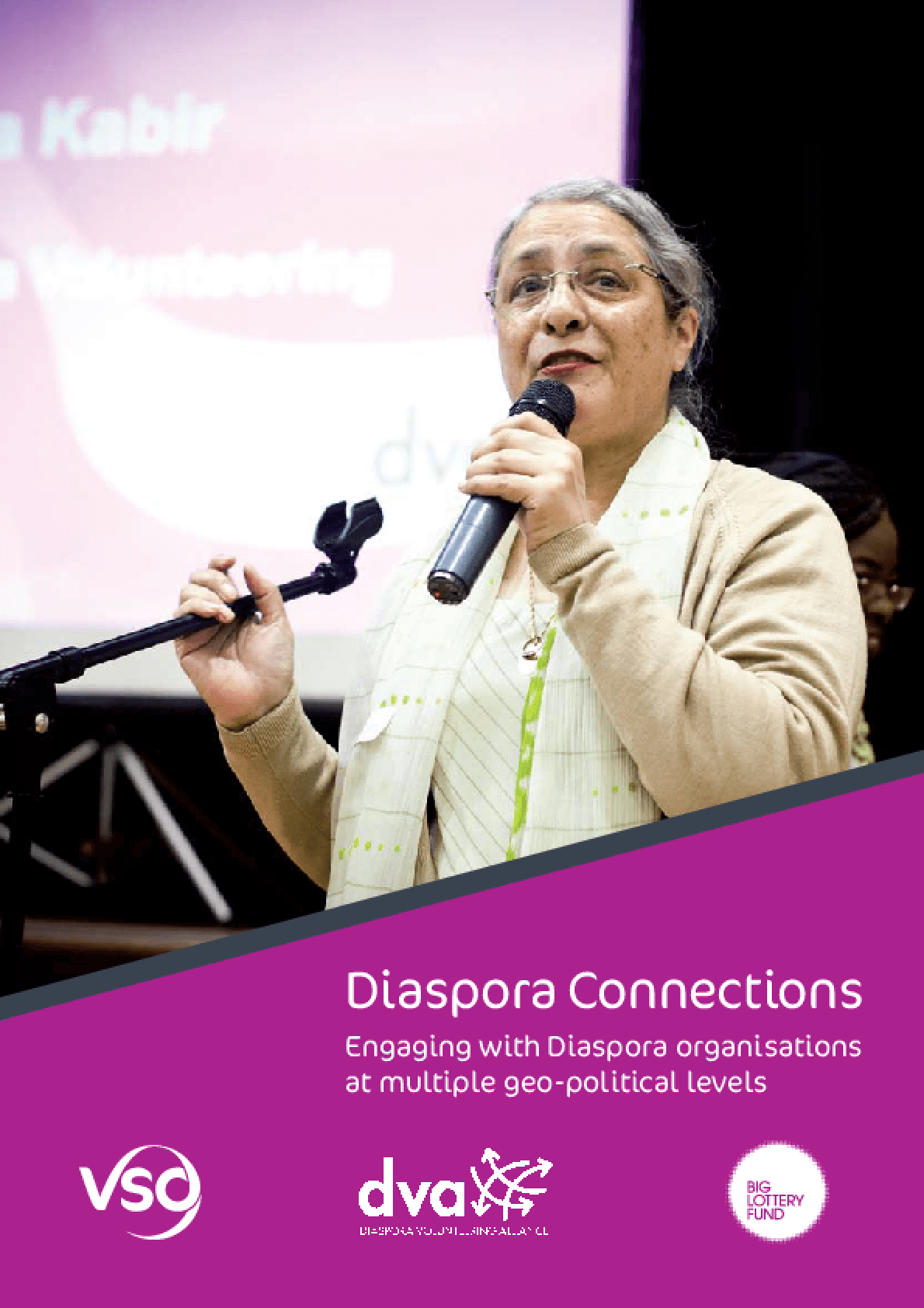 Diaspora Connections: Engaging with Diaspora Organisations at Multiple Geo-political Levels