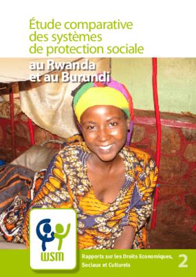 Etude Comparative des Systèmes de Protection Sociale au Rwanda et au Burundi