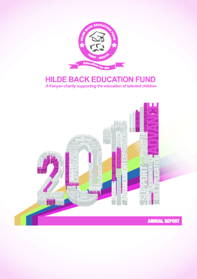 Hilde Back Education Fund 2010 Annual Report