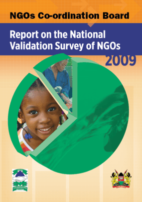 National Survey of NGOs Report 2009