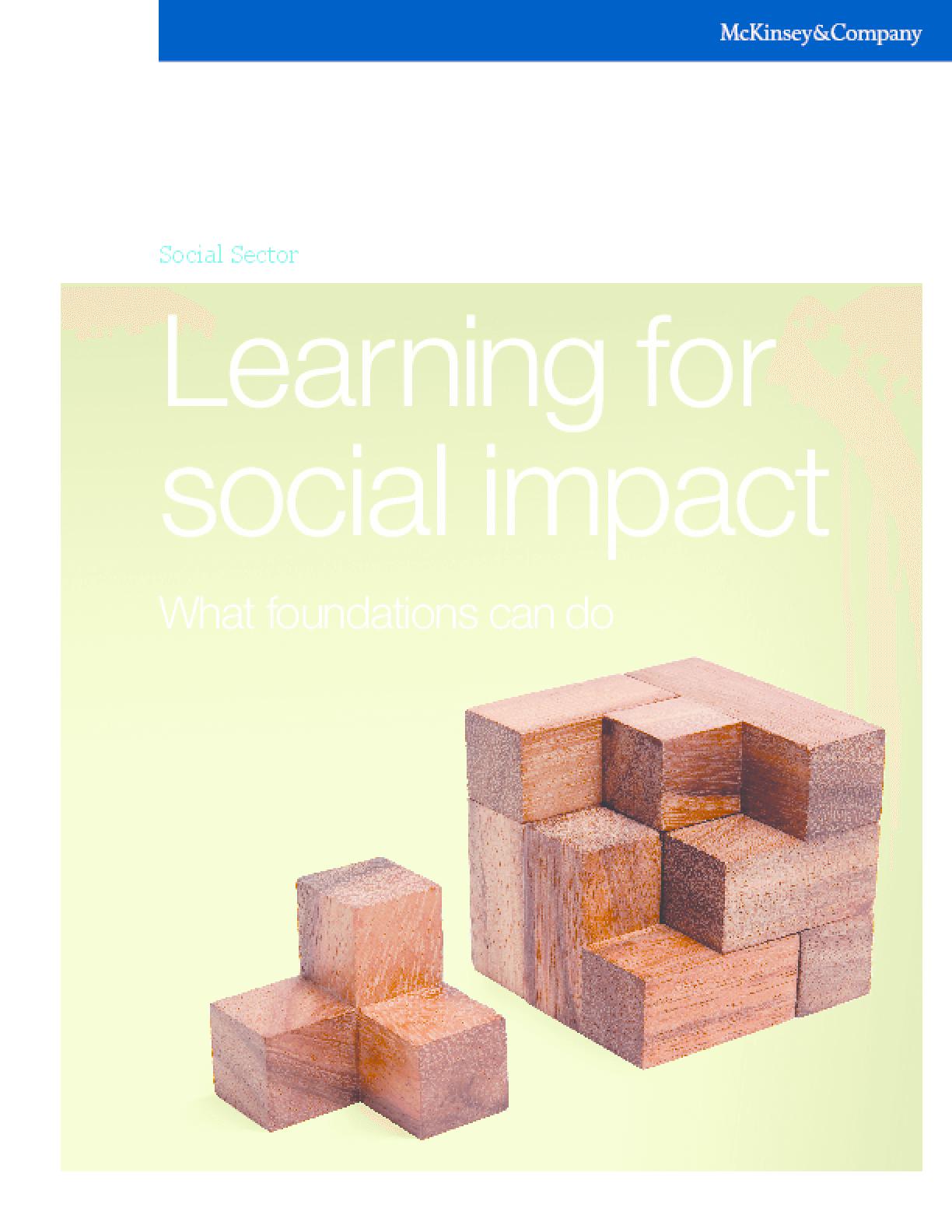Social Impact Whitepaper