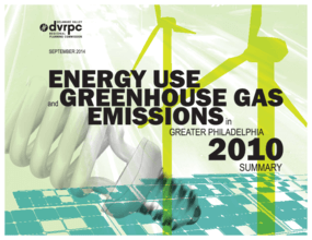 Energy Use and Greenhouse Gas Emissions in Greater Philadelphia 2010 Summary