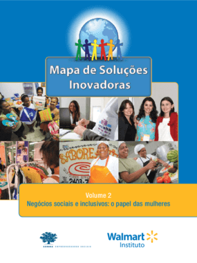 Mapa de soluções inovadoras: negócios sociais e inclusivos - o papel das mulheres