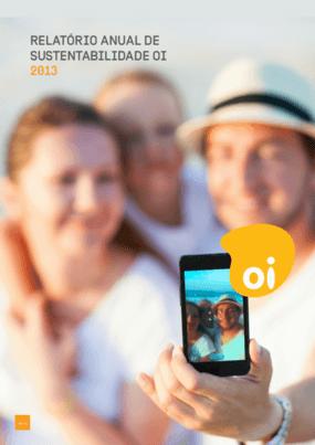 Relatório de sustentabilidade 2013 - Oi Futuro