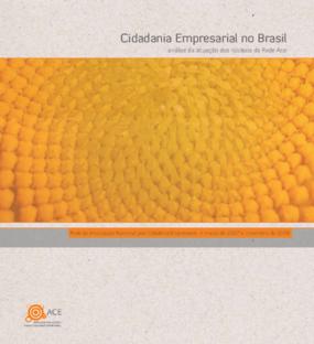 Cidadania empresarial no Brasil - análise da atuação dos núcleos da Rede Ace