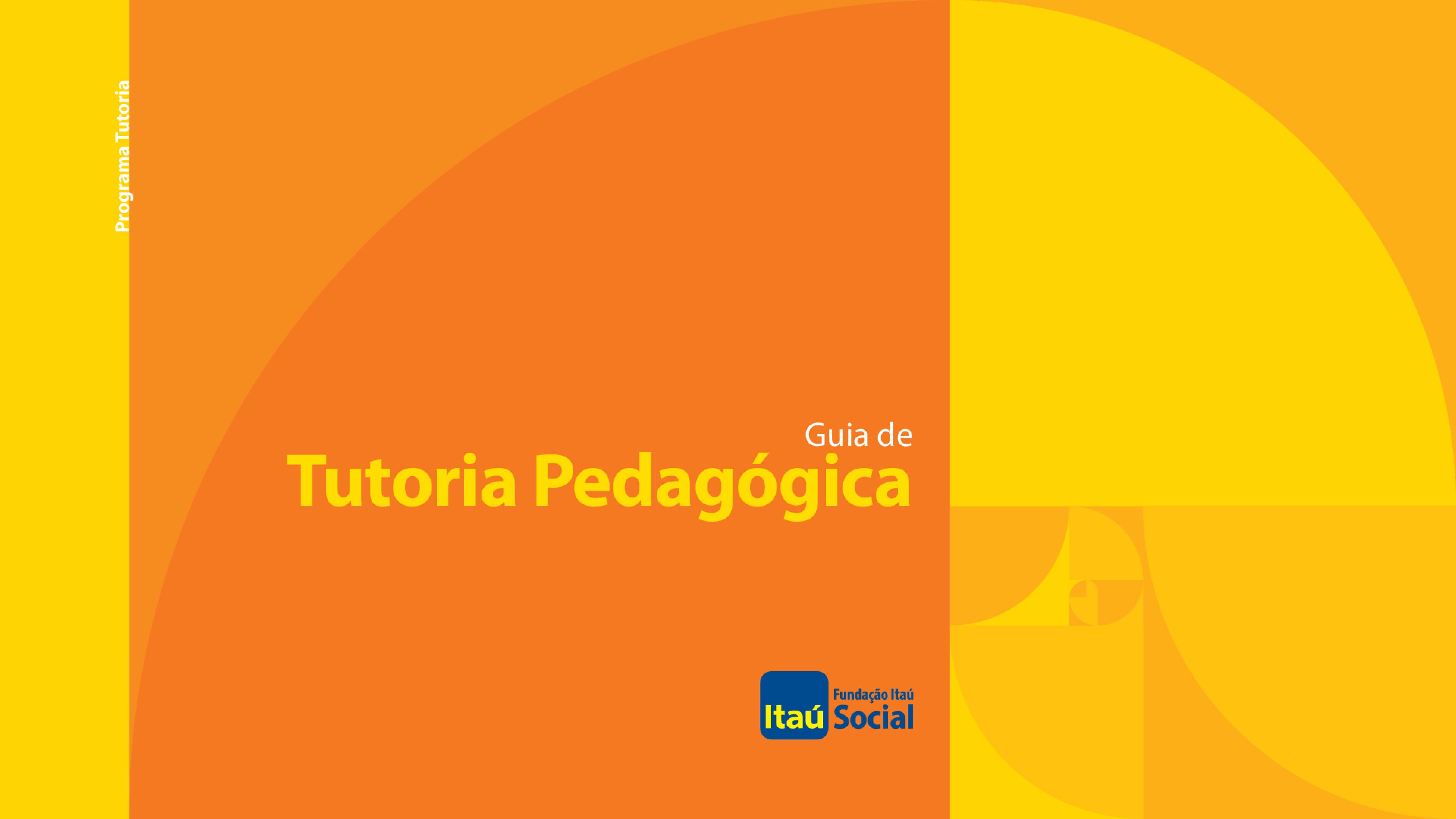 Guia de tutoria pedagógica