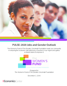 Pulse: 2020 Jobs and Gender Outlook