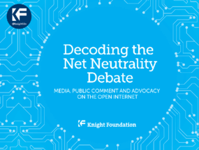 Decoding the Net Neutrality Debate: Media, Public Comment and Advocacy on the Open Internet
