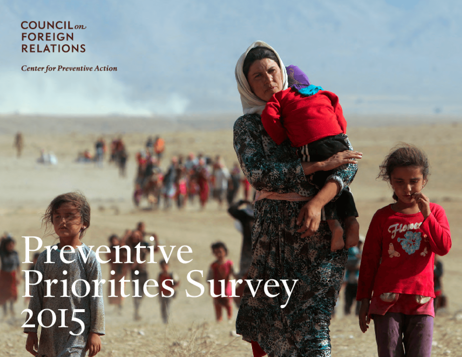 Preventive Priorities Survey 2015