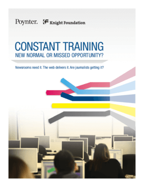 Constant Training: New Normal or Missed Opportunity?