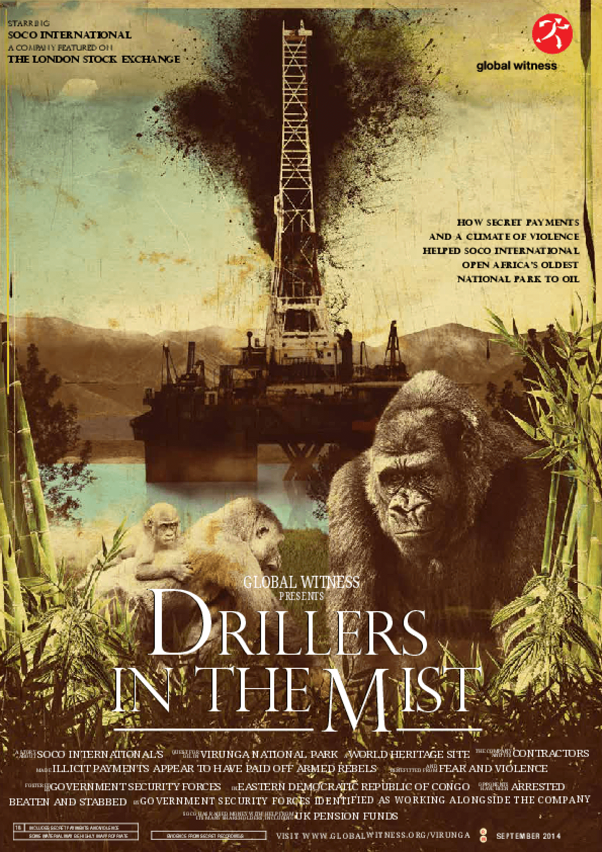 Drillers in the Mist