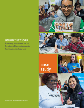 Intersecting Worlds: Promoting Affordable Care Act Enrollment Through Community Tax-Preparation Programs