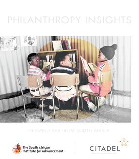 Philanthropy Insights
