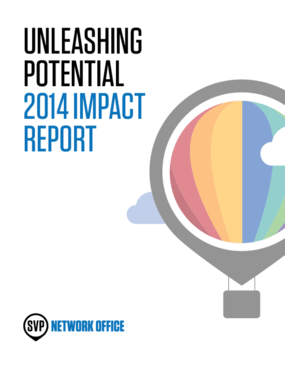 Unleashing Potential: 2014 Impact Report