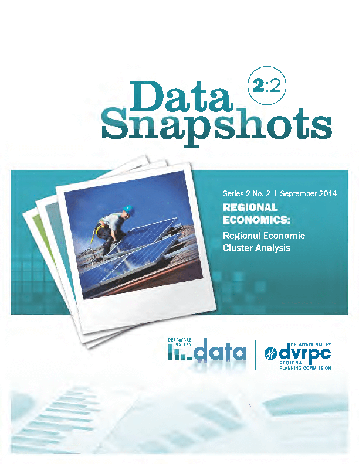 Data Snapshots 2.2 - Regional Economics: Regional Economic Cluster Analysis