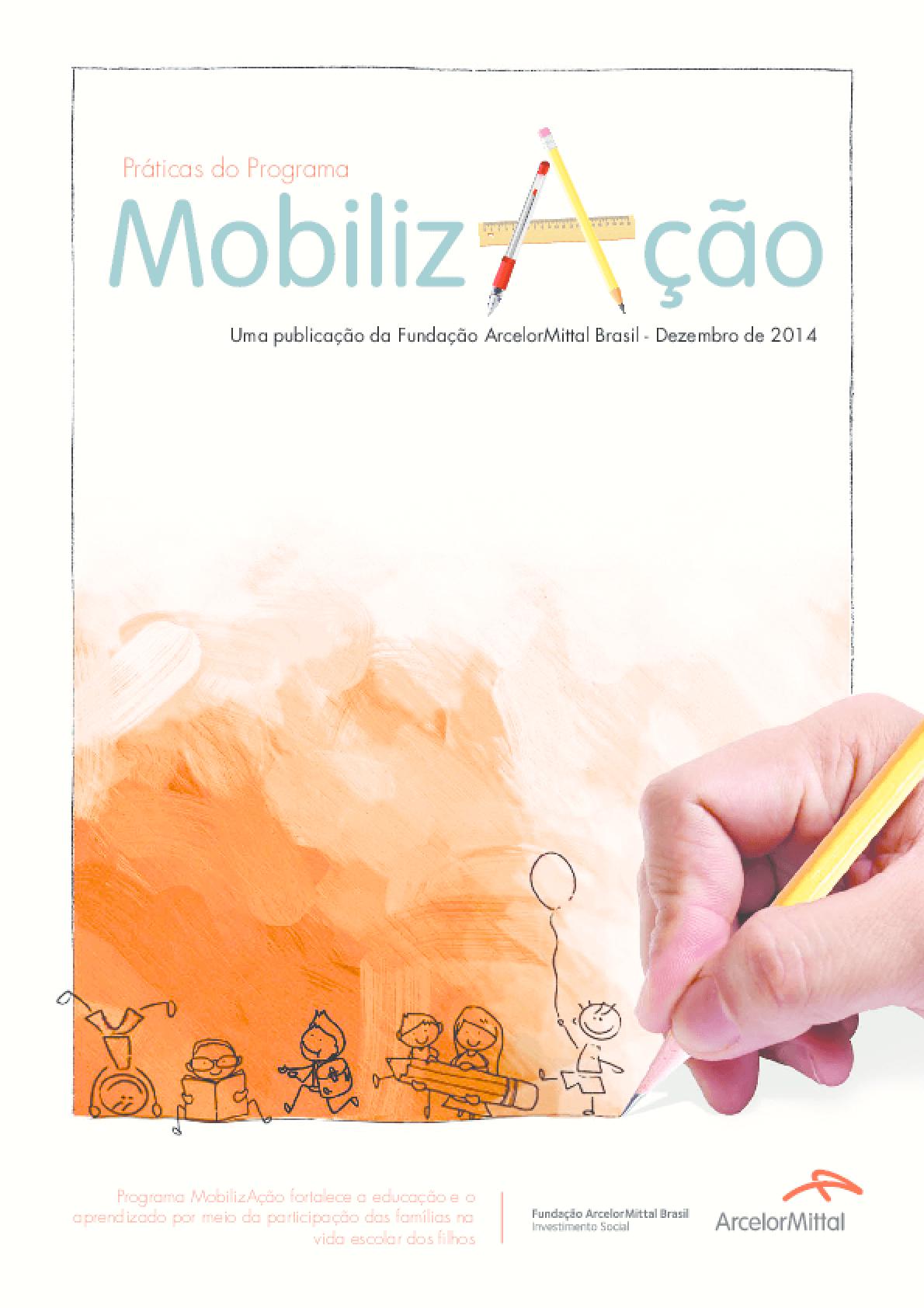 Práticas do programa MobilizAção