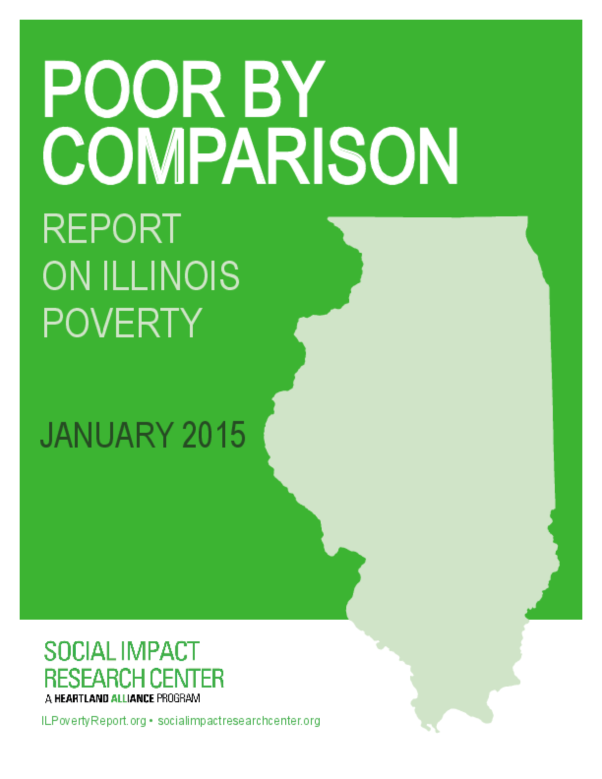 Poor by Comparison: Report on Illinois Poverty