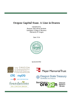 Oregon Capital Scan: A Line is Drawn