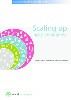 Scaling Up Inclusive Business -- Solutions to Overcome Internal Barriers