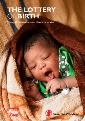 The Lottery of Birth: Giving all Children an Equal Chance to Survive