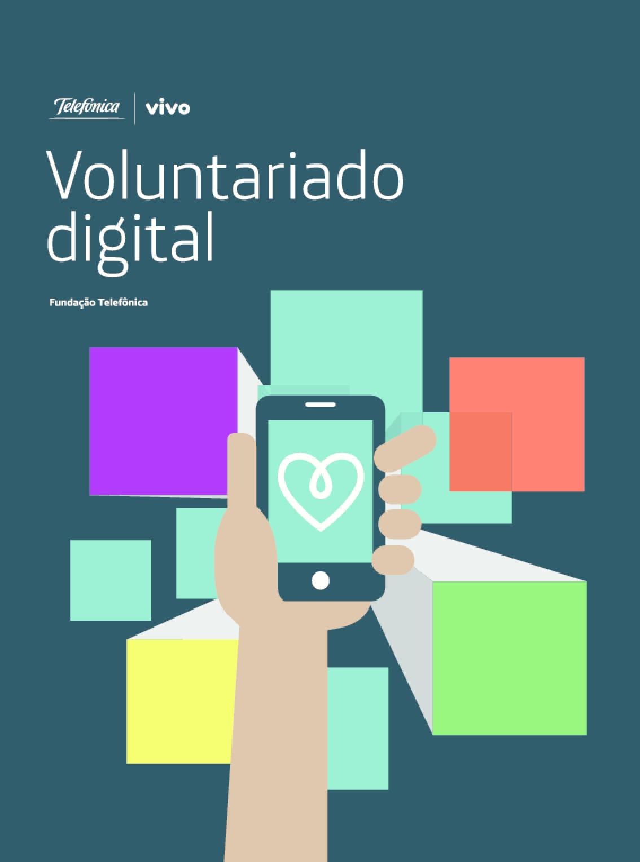 Livro voluntariado digital