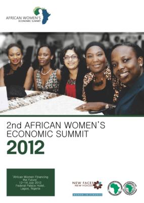 2nd African Women's Summit, 2012