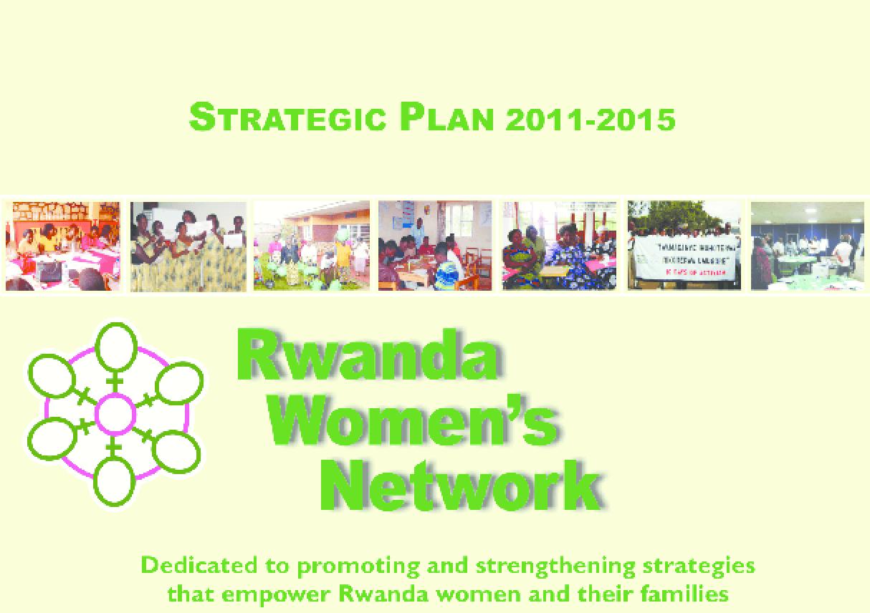 Five Year Strategic Plan 2011-2015