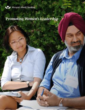 Promoting Women's Leadership