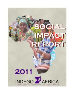 Social Impact Report 2011