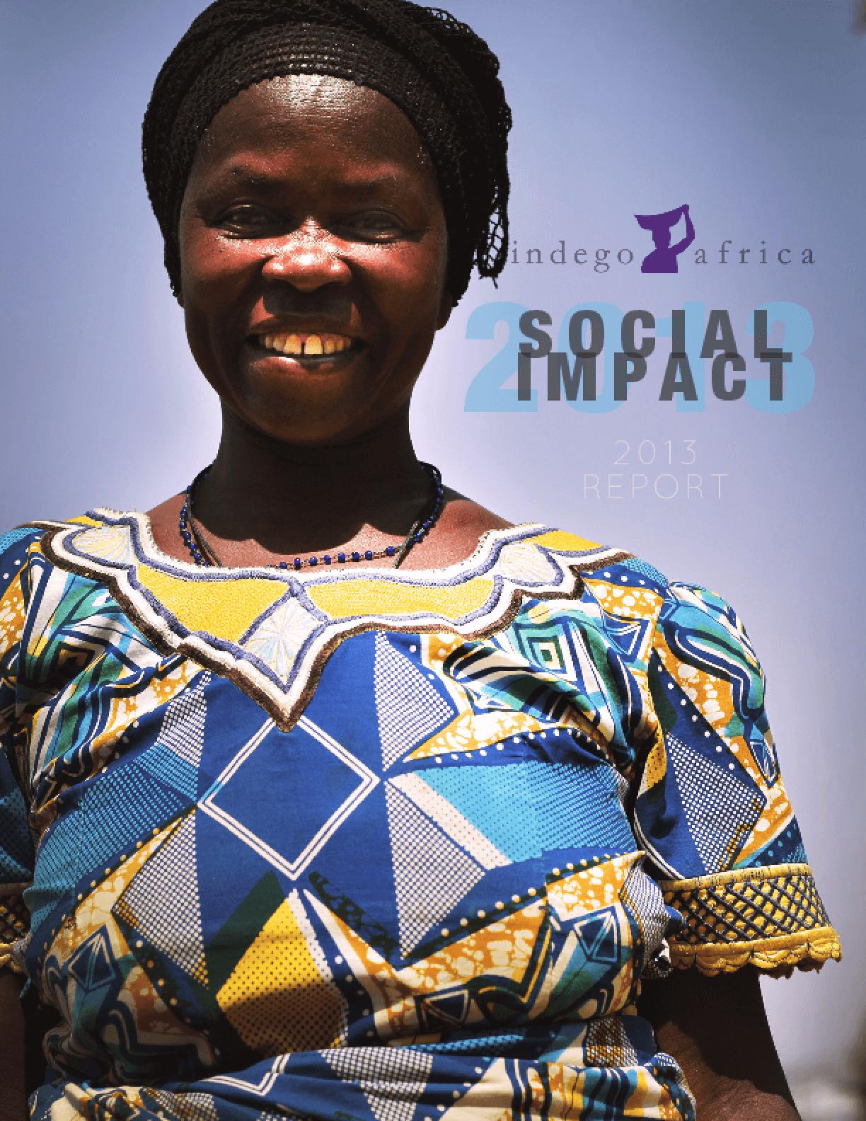 Social Impact Report 2013