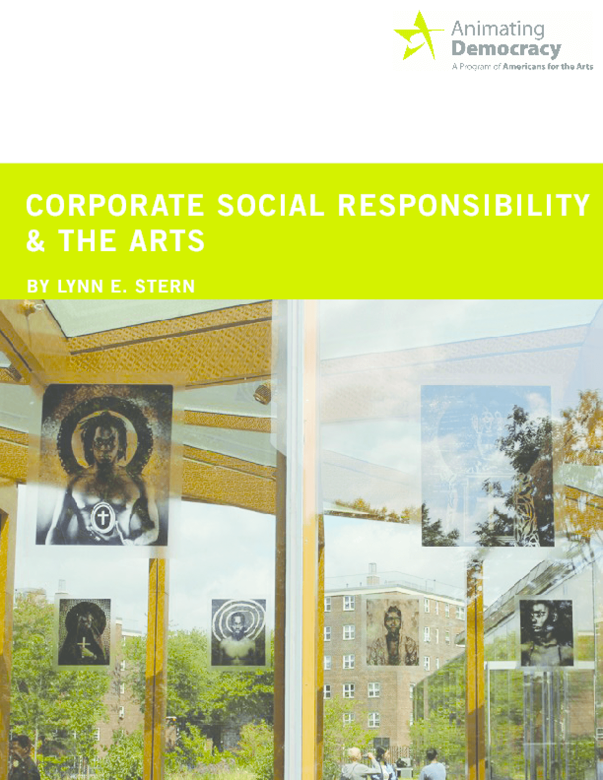 Corporate Social Responsibility and The Arts