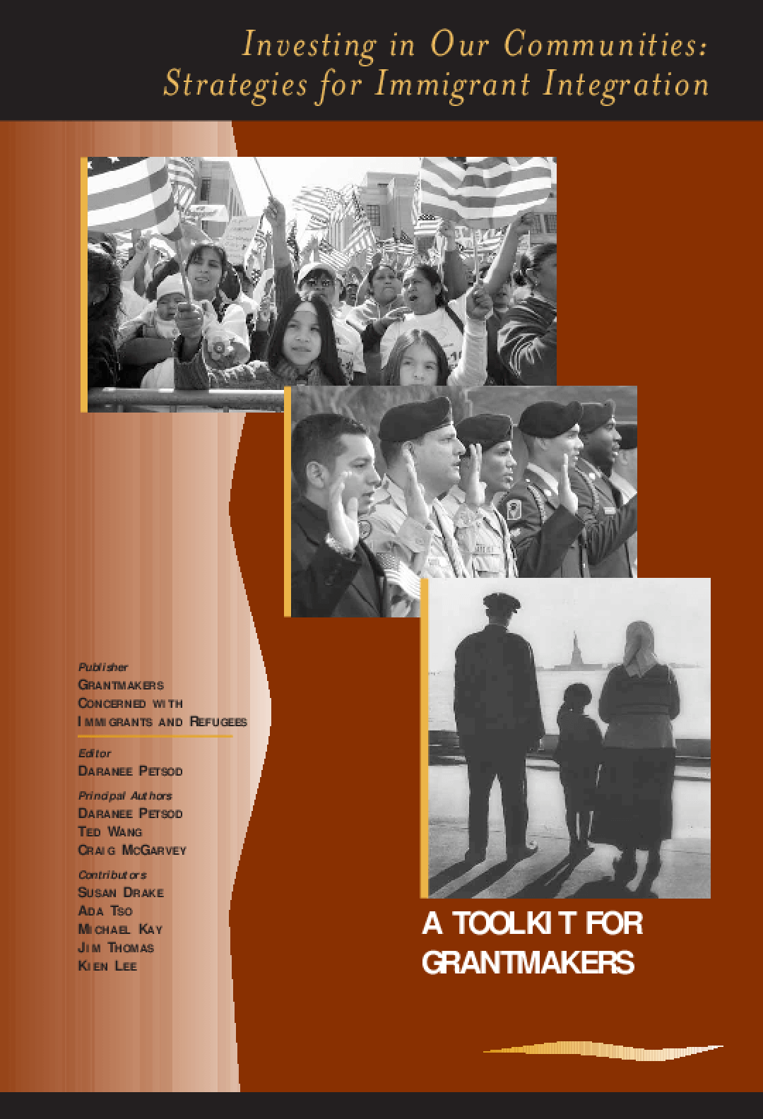 Investing in Our Communities: Strategies for Immigrant Integration