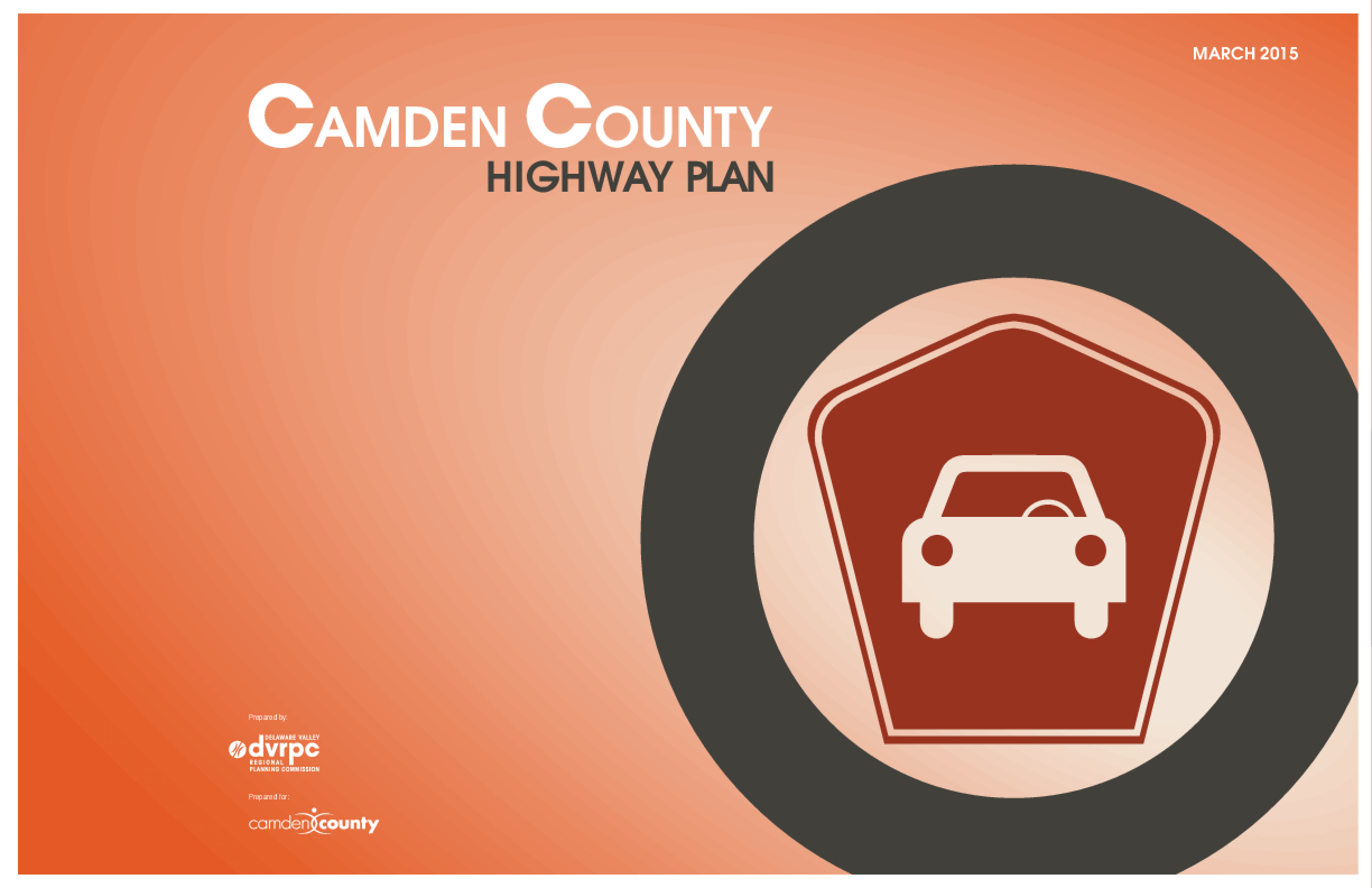 Camden County Highway Plan