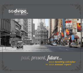 FY 2014 DVRPC Annual Report