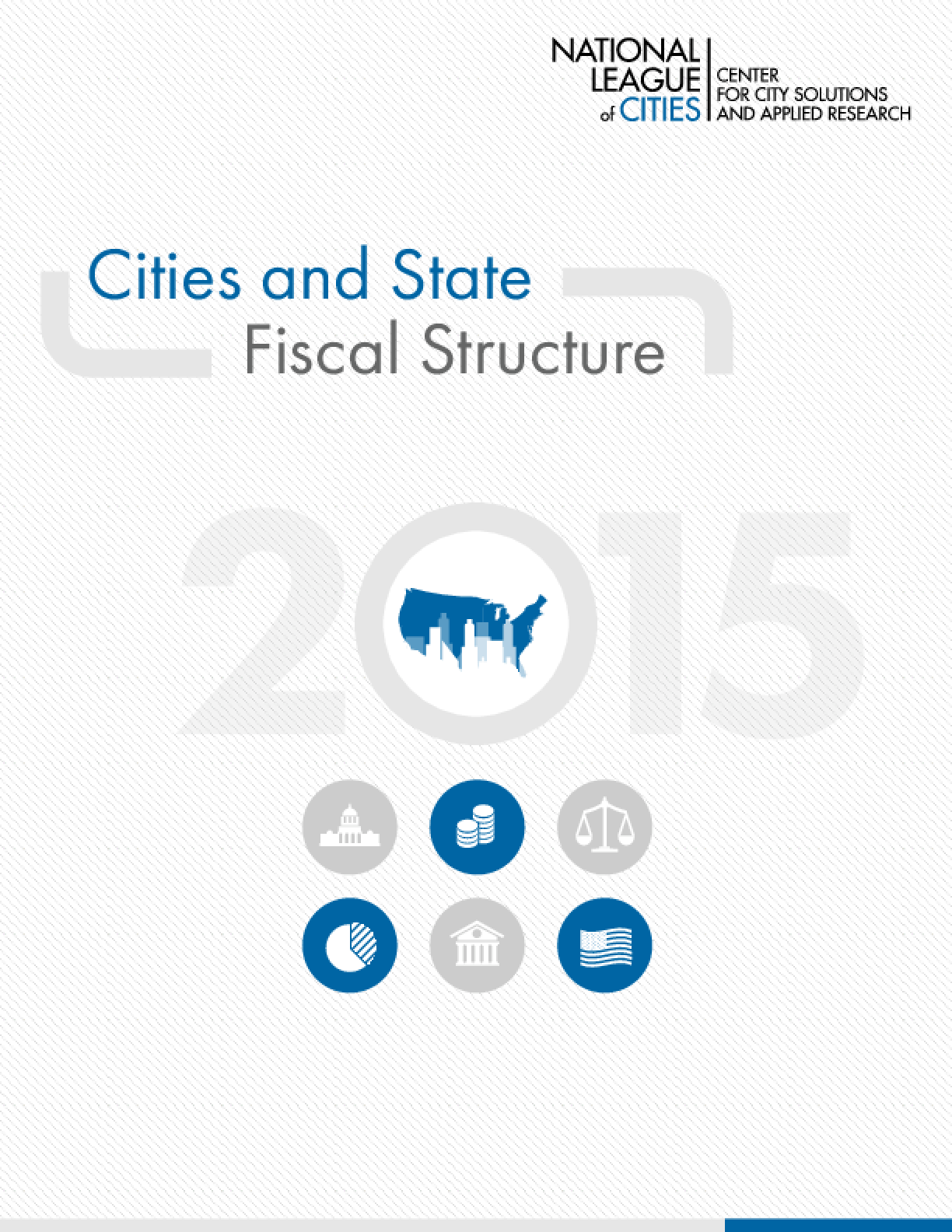 Cities and State Fiscal Structure