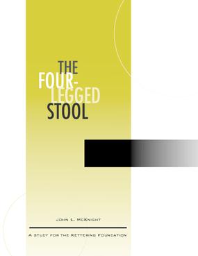 The Four Legged Stool