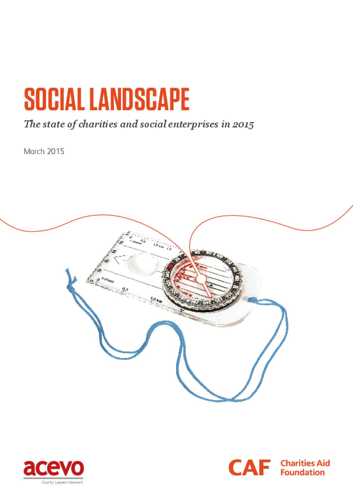 CAF Social Landscape 2015