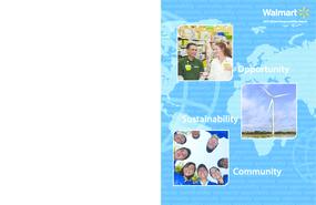 Walmart: 2015 Global Responsibility Report
