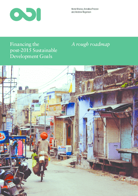 Financing the Post-2015 Sustainable Development Goals: A Rough Roadmap