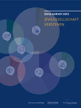 Ziviz-Survey 2012 : Zivilgesellschaft Verstehen