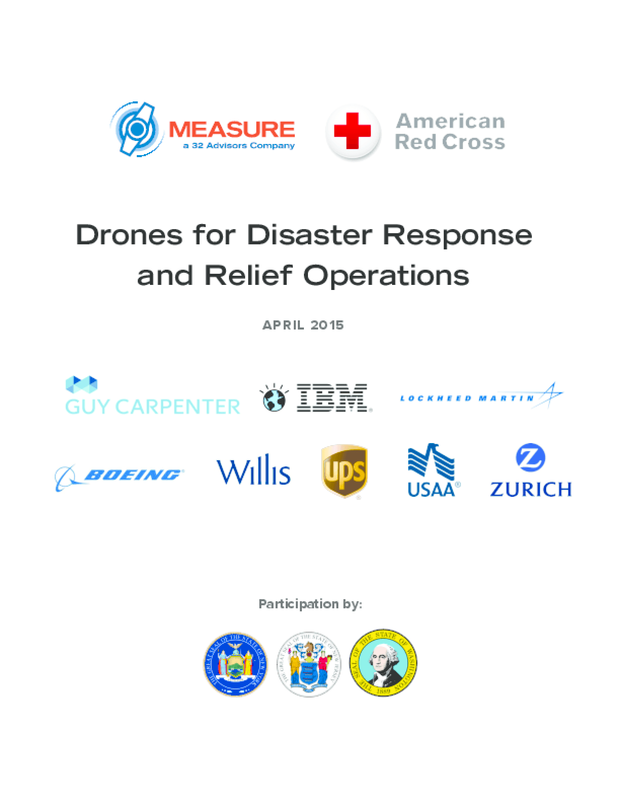 Drones for Disaster Response and Relief Operations - IssueLab