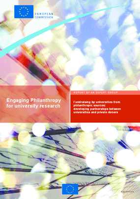 Engaging Philanthropy for University Research