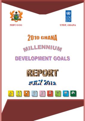 2010 Ghana MDG Report