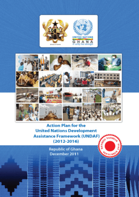 UNDAF Action Plan GHANA (2012-2016) revised version