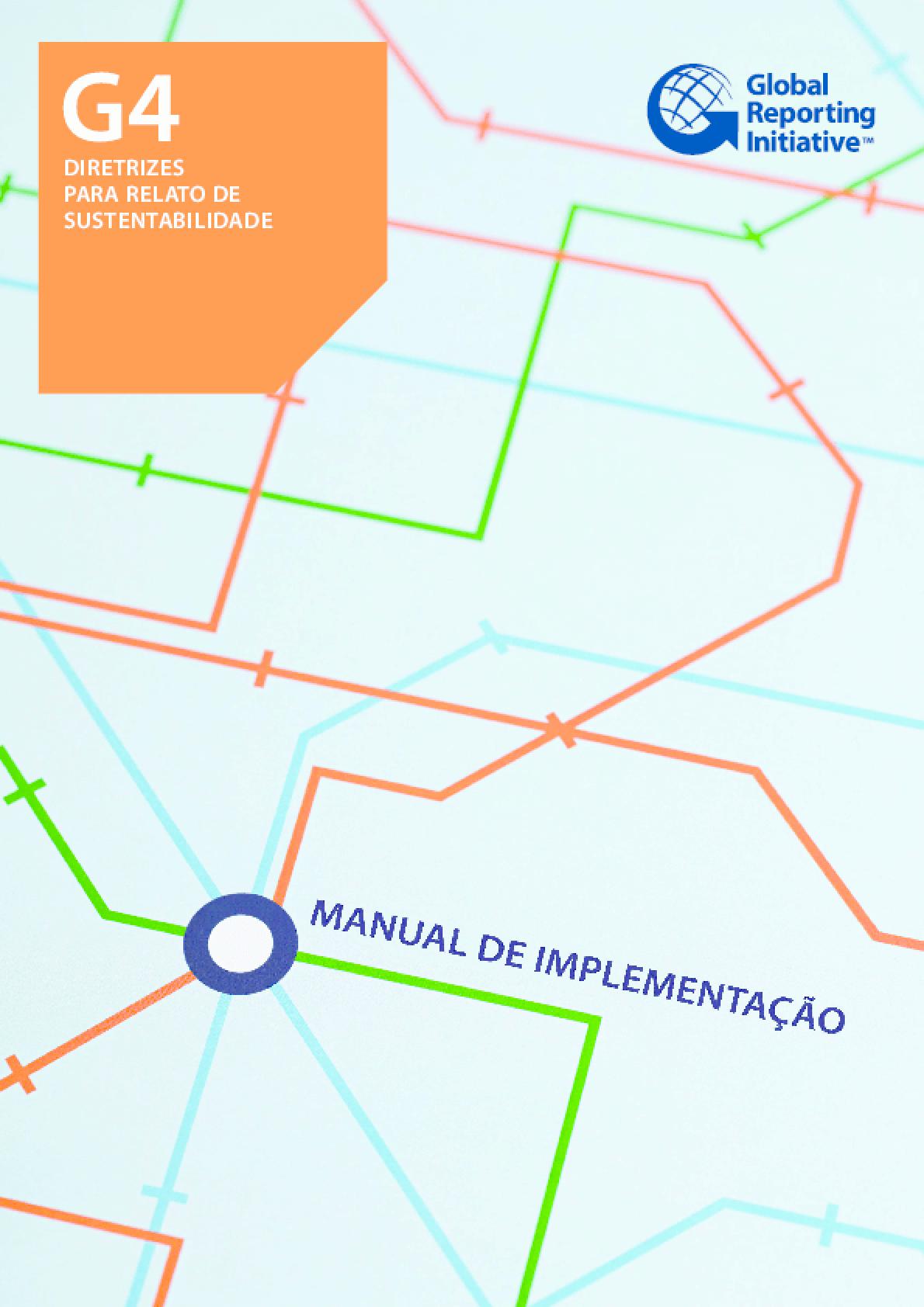 Global Reporting Initiative - G4 - Manual de Implementação