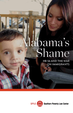 Alabama's Shame: HB 56 and the War on Immigrants