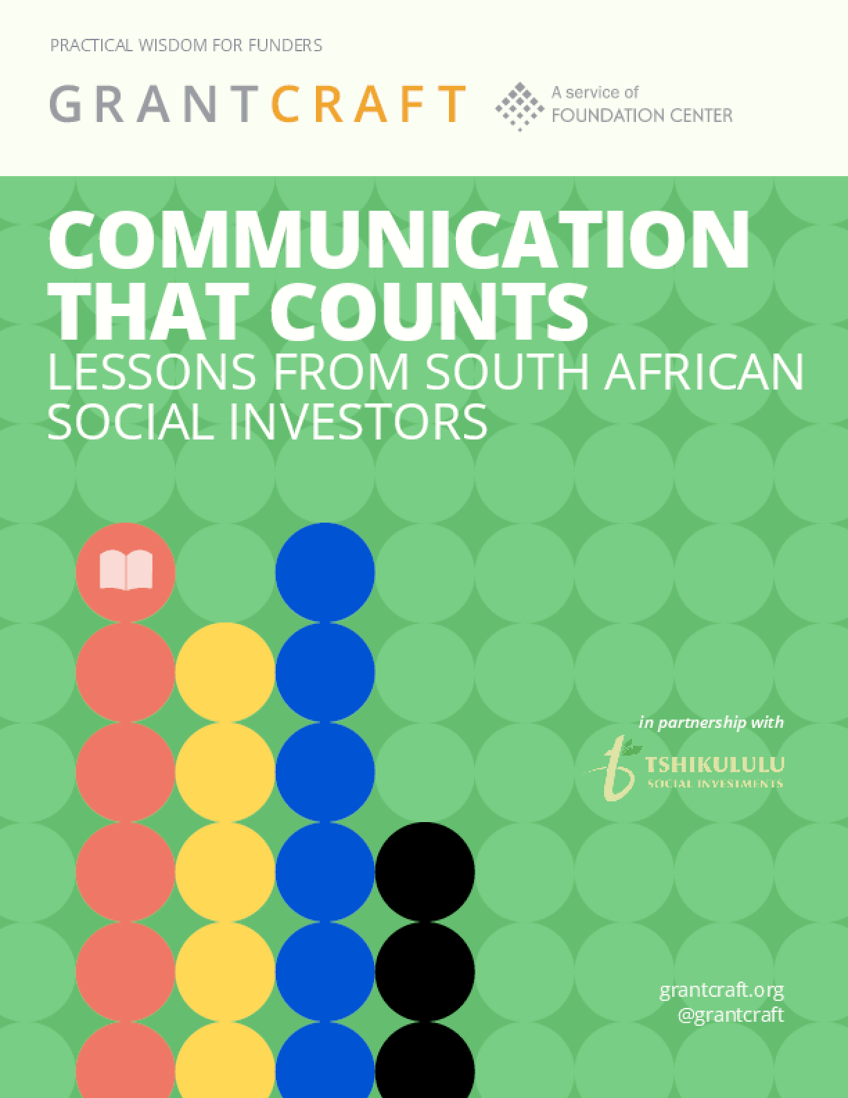 Communication That Counts: Lessons From South African Social Investors
